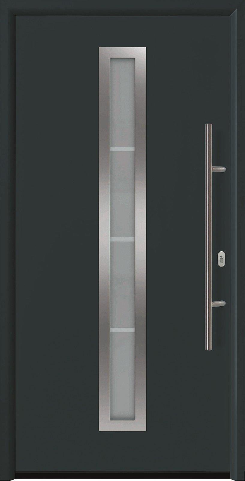 Porte d ingresso in acciaio cose di casa for Case moderne sotto 100k