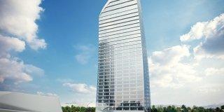 Torre Libeskind: a Citylife la prima pietra del grattacielo curvilineo