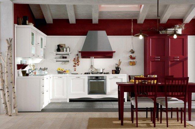 Cucine r tro una tradizione senza tempo mobili giardina biancavilla catania - Veneta cucine catania ...