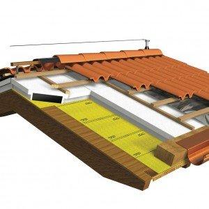 Soluzione per tetto 4 Cool Foof di Wierer