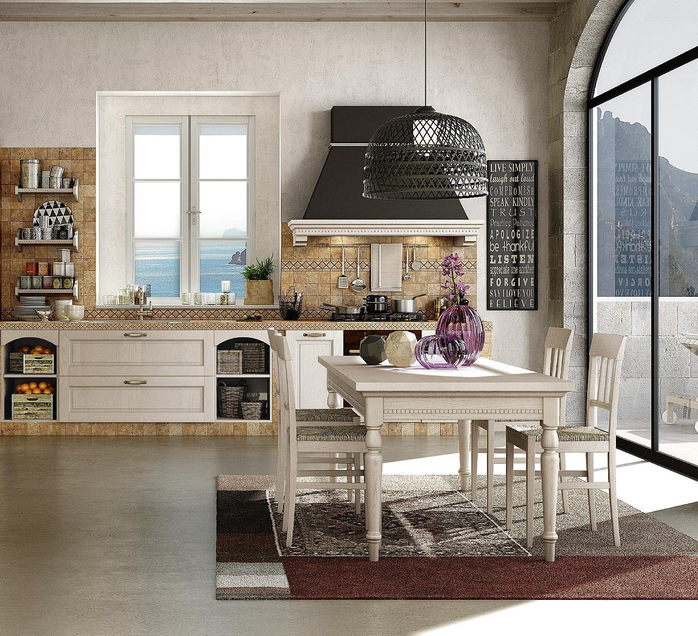 Awesome Struttura Cucina In Muratura Pictures - Skilifts.us ...