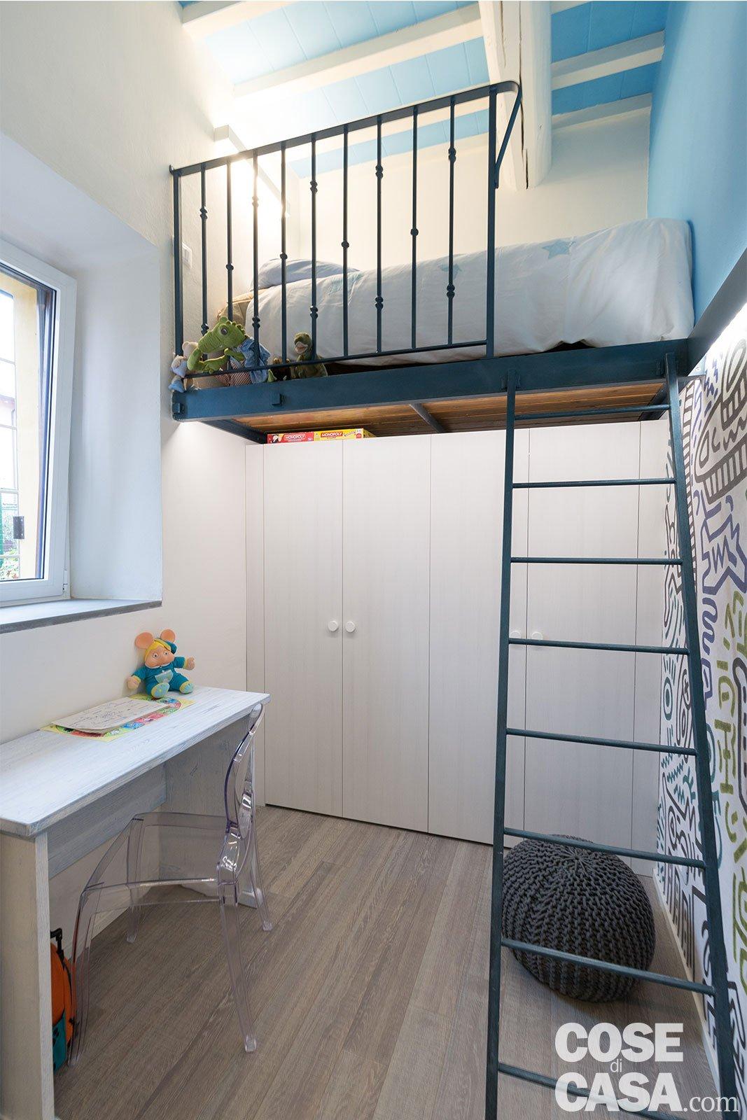 65 mq un 39 ex cascina effetto loft cose di casa for Casa design stili