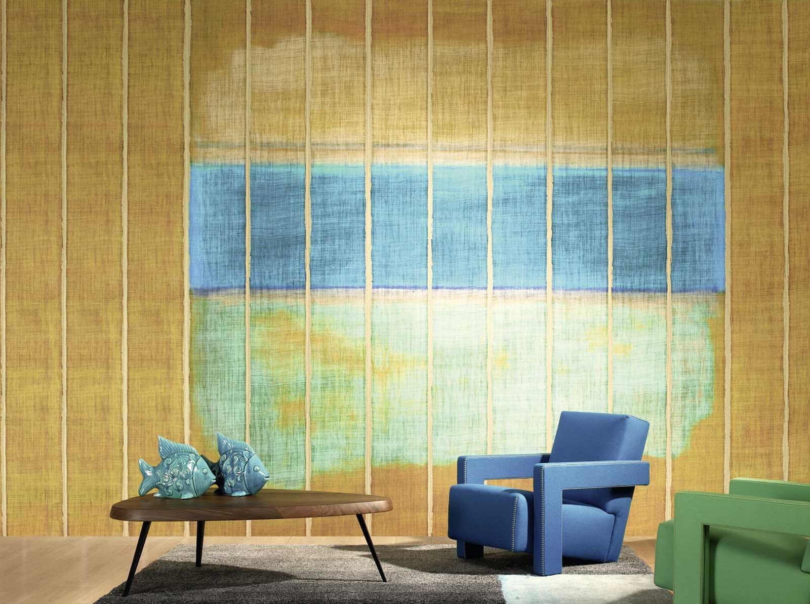 Pittura Pareti Effetto Seta : Carte da parati per arredare le pareti cose di casa