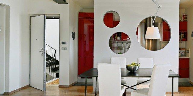 5 idee da copiare per 77 mq prima fra tutte la divisione tra cucina e soggiorno cose di casa - Cucina soggiorno 15 mq ...