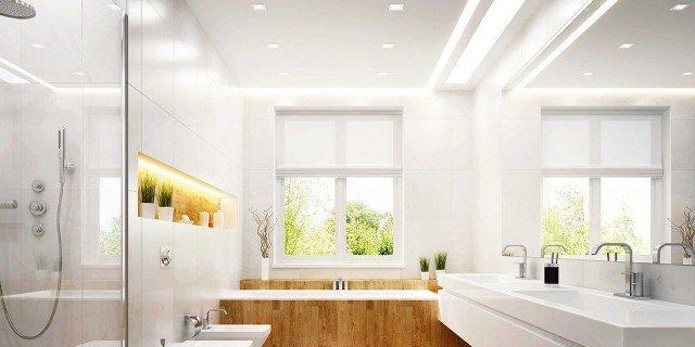 Bagno: 20 soluzioni per avere più comfort e funzionalità