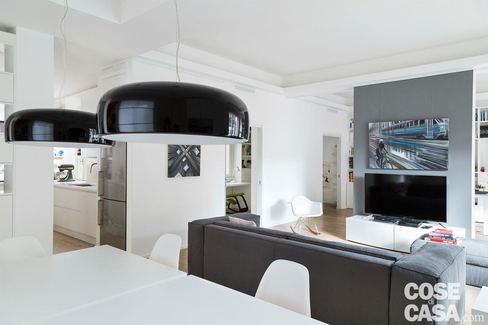 Ufficio In Casa Normativa : 130 mq casa studio con soluzioni a scomparsa cose di casa