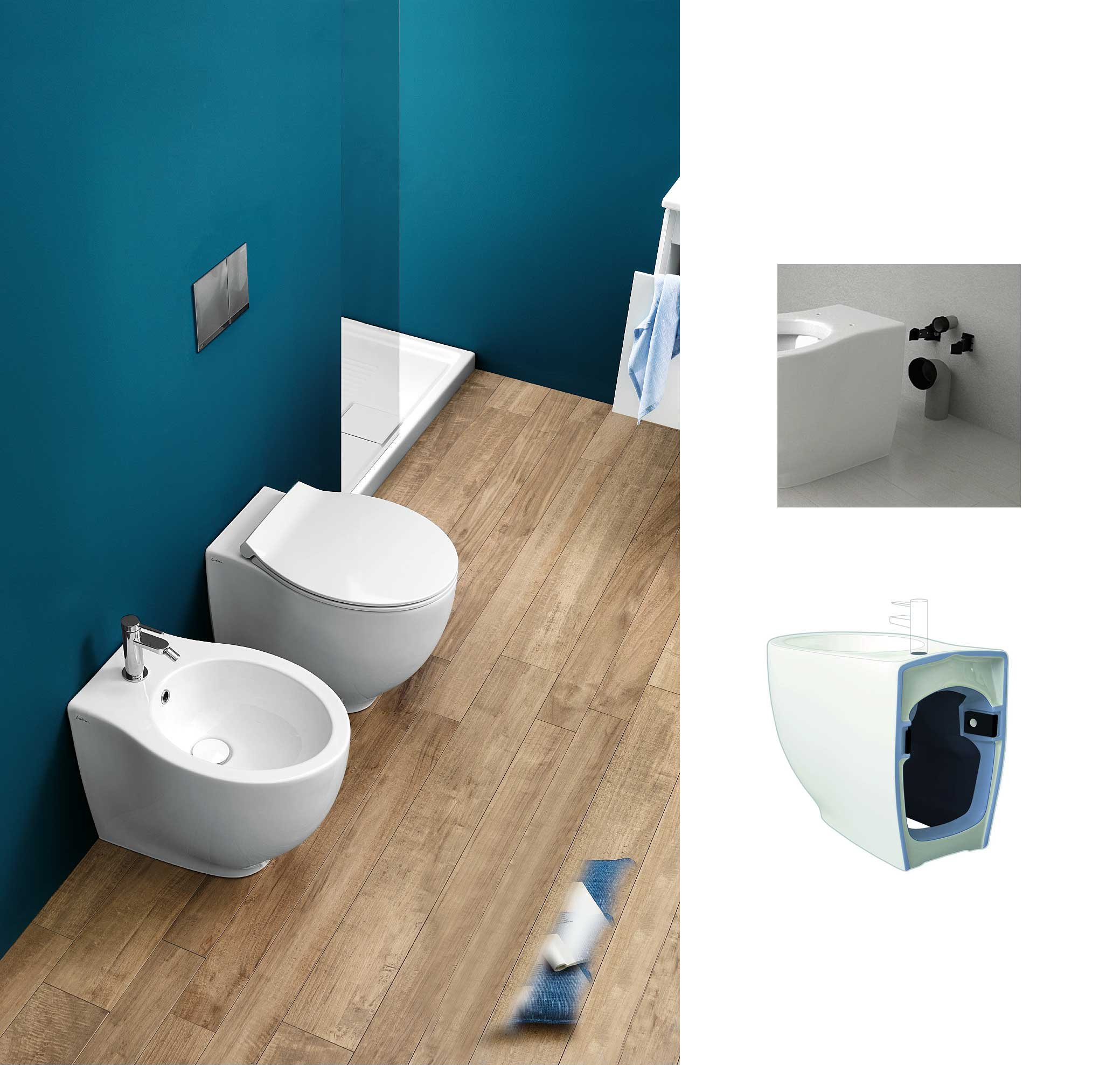 Bagno: 20 soluzioni per avere più comfort e funzionalità - Cose di Casa