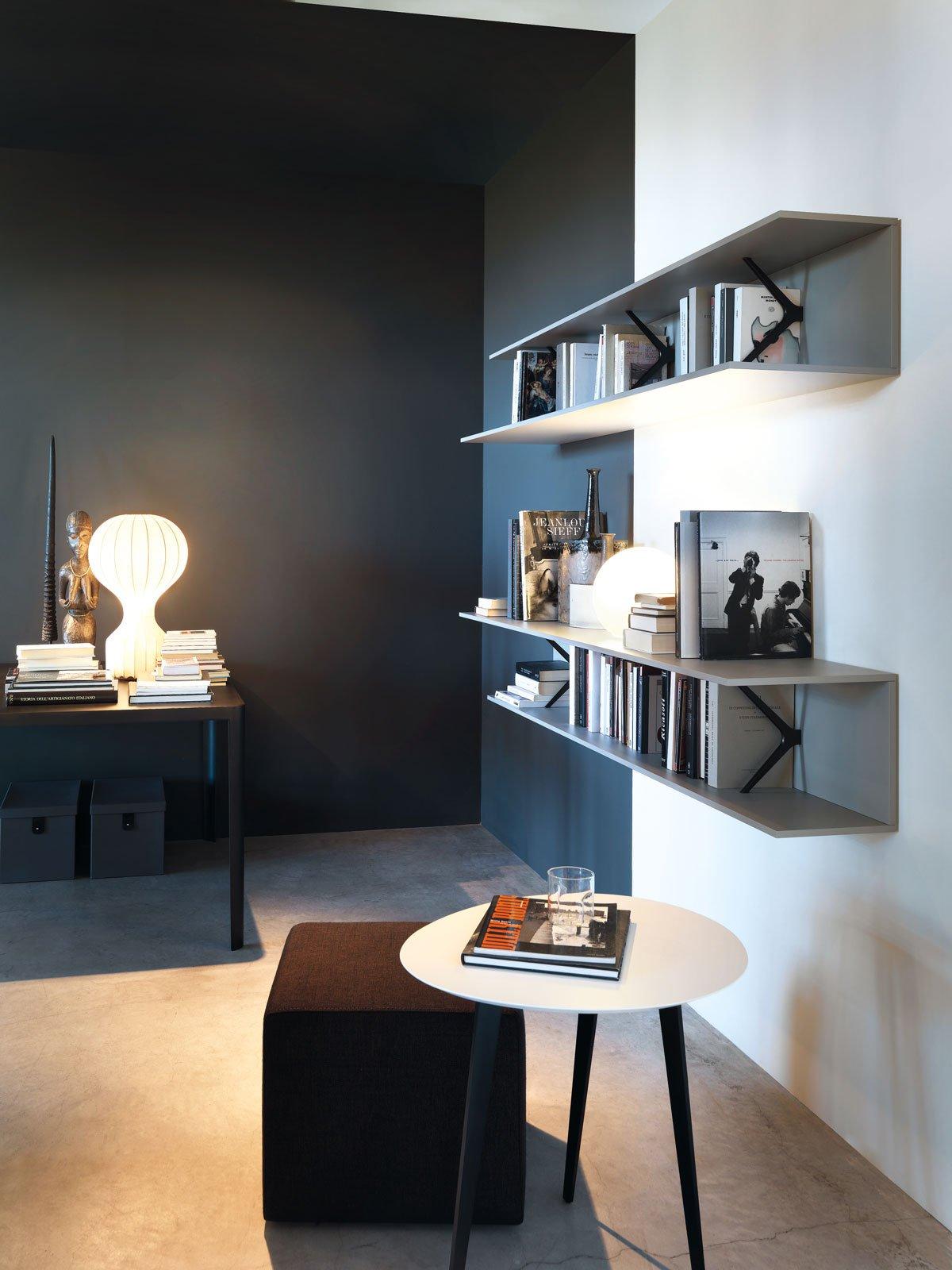 Arredamento: librerie, il posto giusto anche per cd e dvd - Cose ...