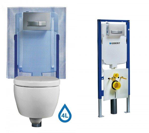 Bagno 20 soluzioni per avere pi comfort e funzionalit - Cassetta bagno geberit ...