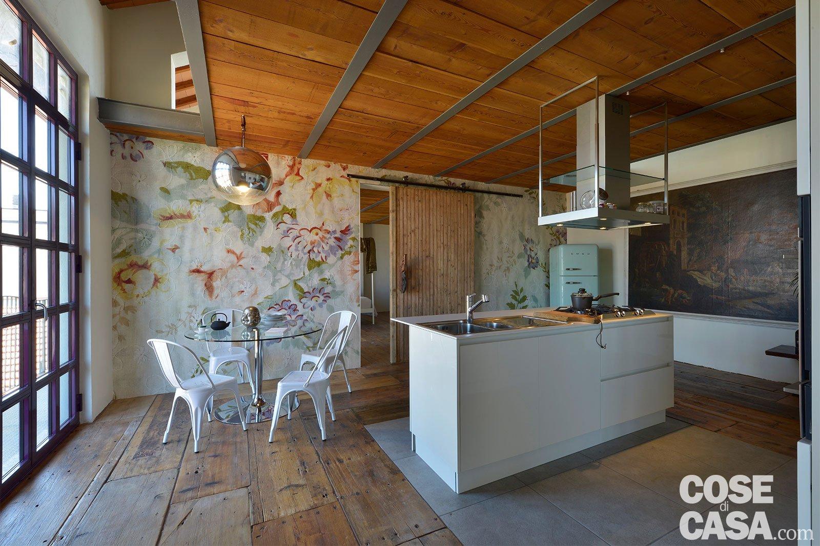 Cose di casa arredamento casa cucine camere bagno for Riviste arredo bagno