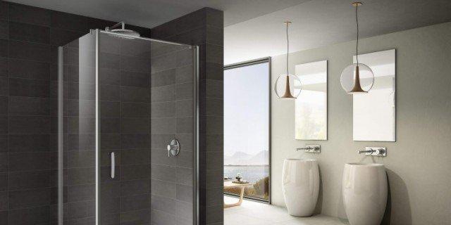 Box doccia: linee minimal e perfetta tenuta all'acqua