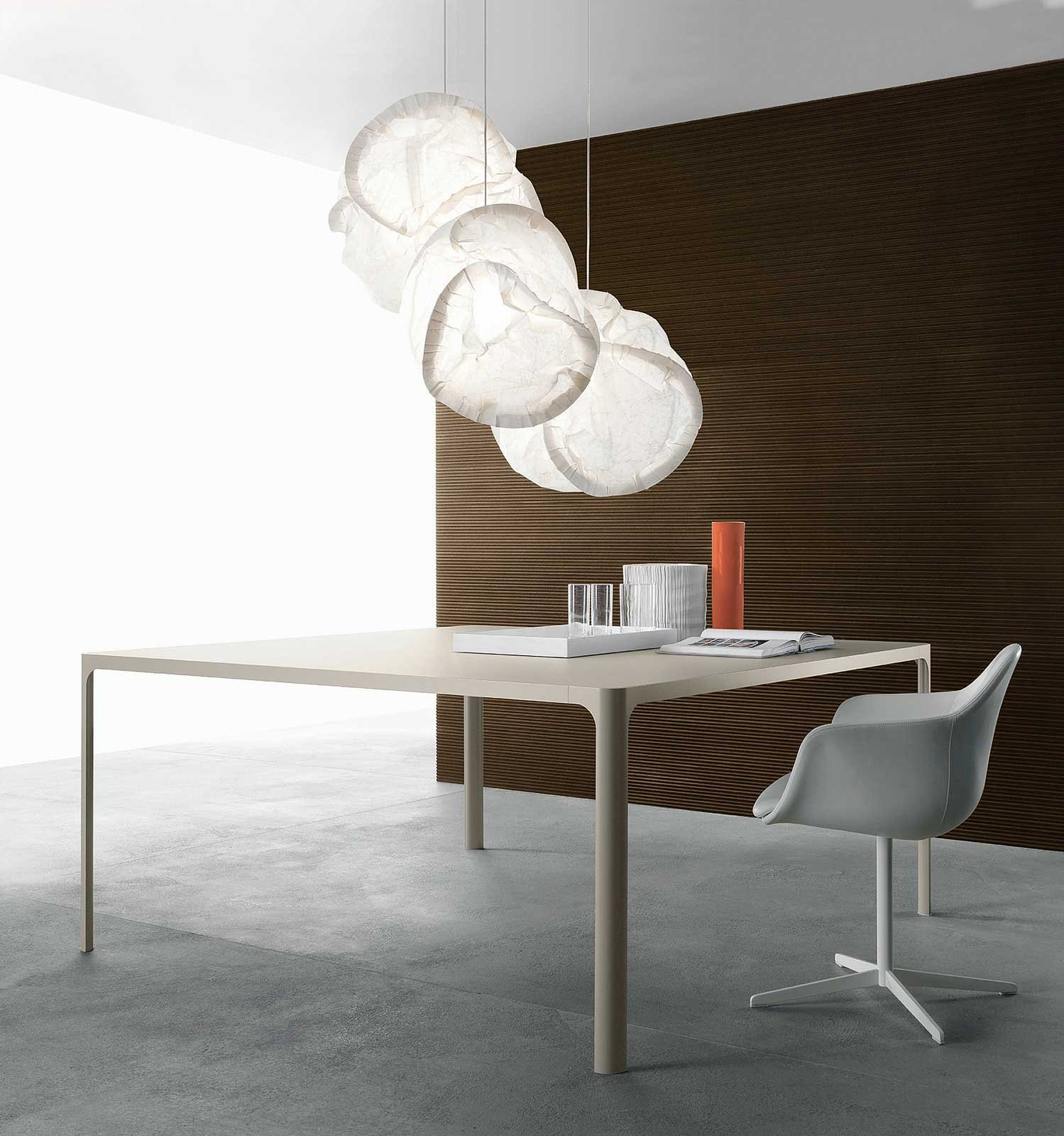 rimadesio flat tavolo full color