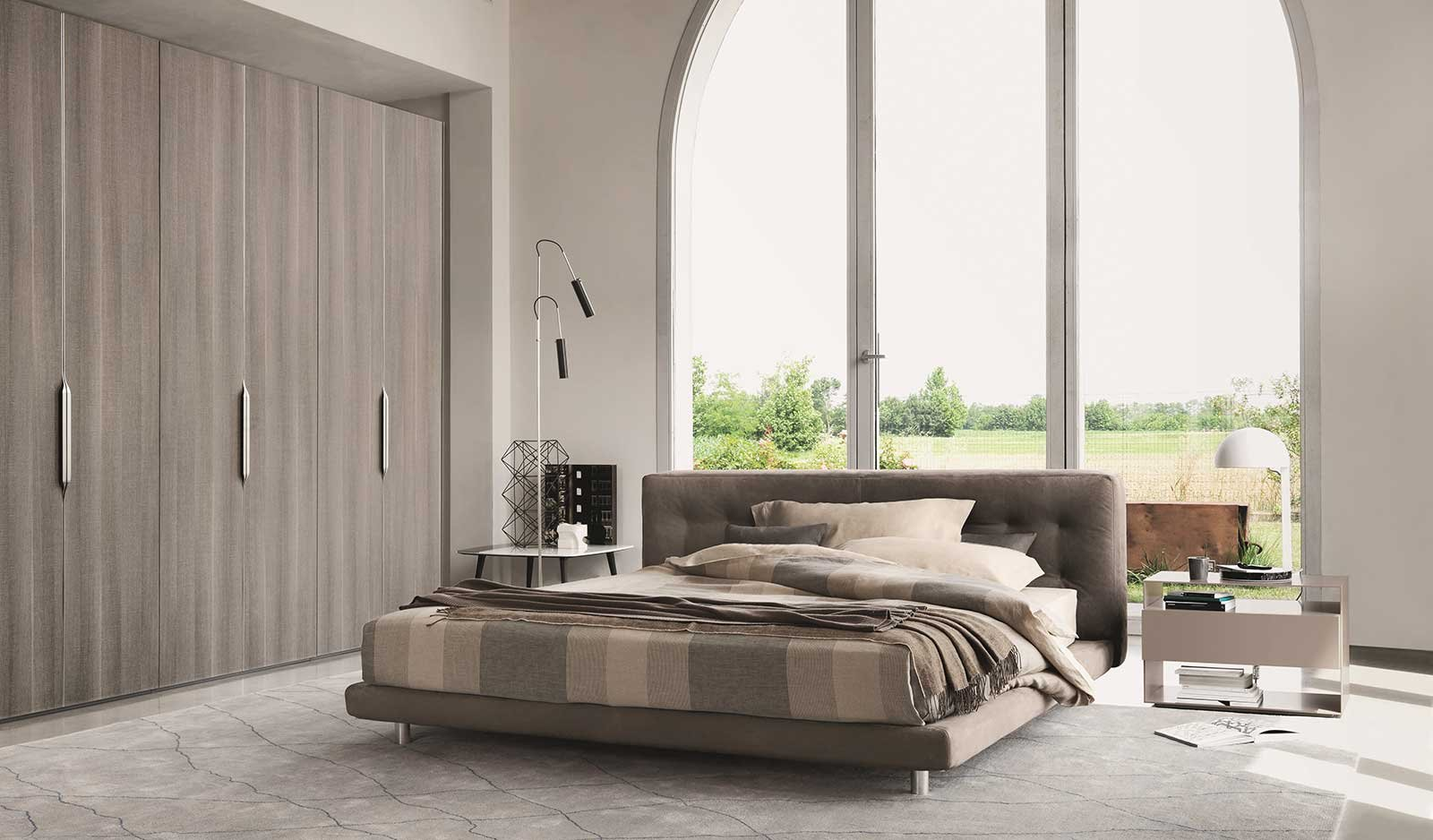 Arredare la camera da letto cose di casa - Camere da letto flou ...
