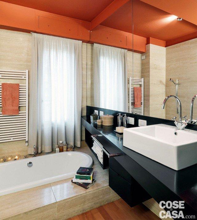 Vetrate scorrevoli dividono gli ambienti nella casa di 85 mq cose di casa - Separazione cucina soggiorno ...