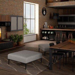 cucine materiche : Cucine in stile industriale, materiche e vissute - Cose di Casa