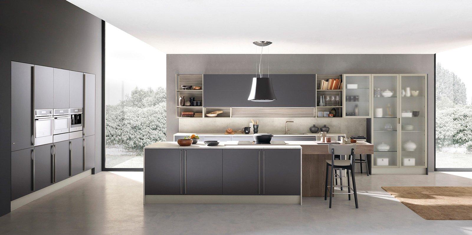 Piani di lavoro innovativi per la cucina cose di casa for Piani modulari per casa artigiani