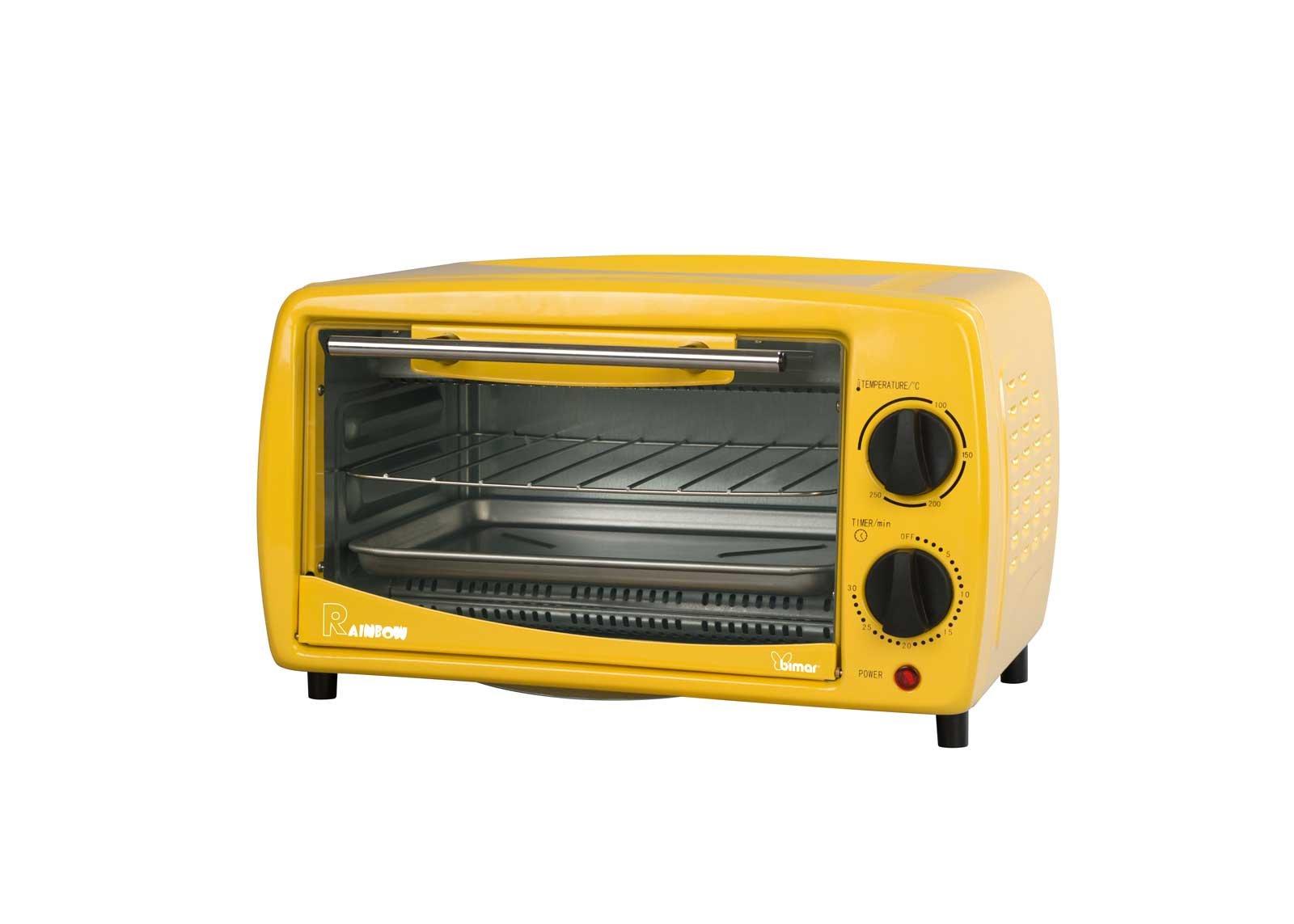 Fornetti elettrici mini forni a tutti gli effetti cose di casa - Forno combinato microonde ed elettrico ...