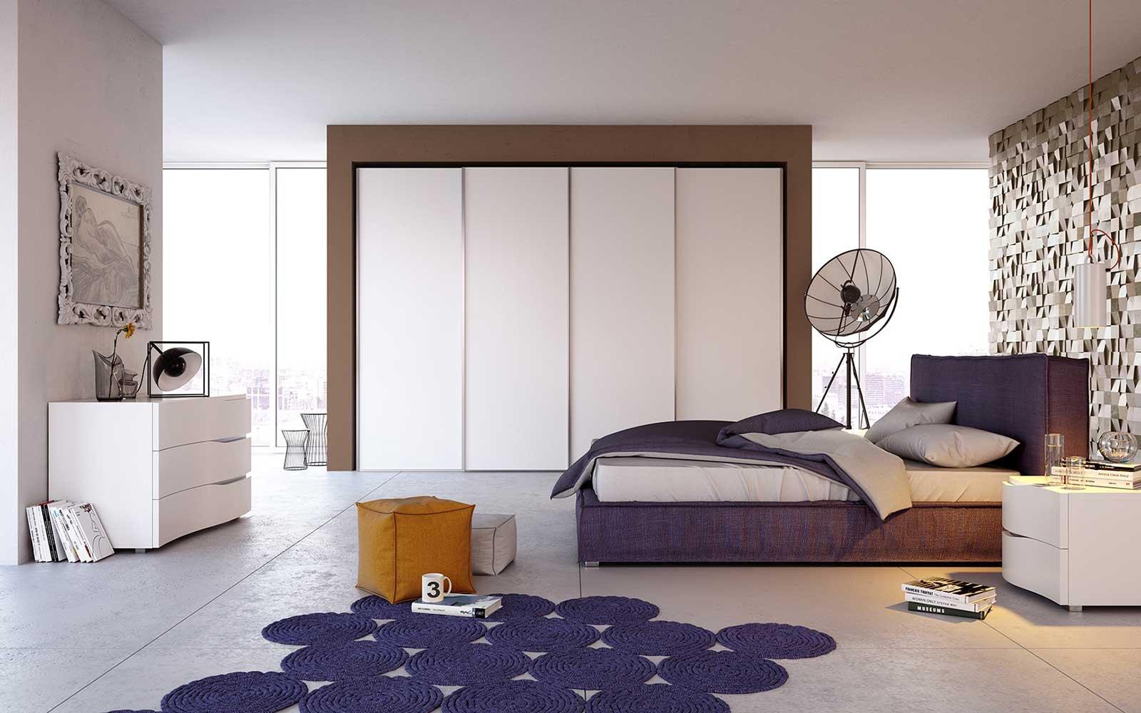 Arredare la camera da letto - Cose di Casa