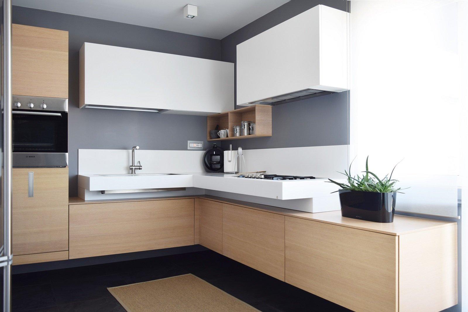 Sottotetto su due livelli con ambienti open space cose for Case di ranch su due livelli