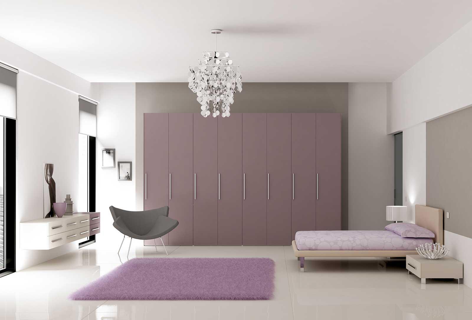 Arredare la camera da letto cose di casa - Camera da letto barocco moderno ...