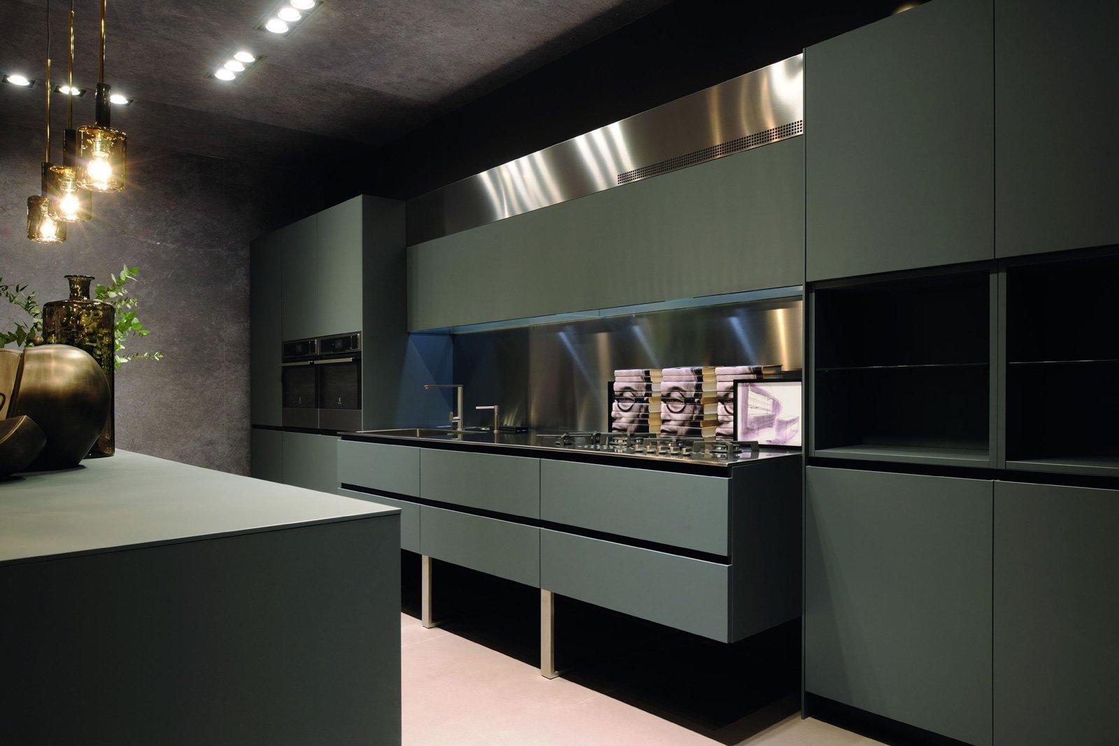 Piani Di Lavoro Innovativi Per La Cucina Cose Di Casa #875A44 1600 1067 Layout Di Cucina Design