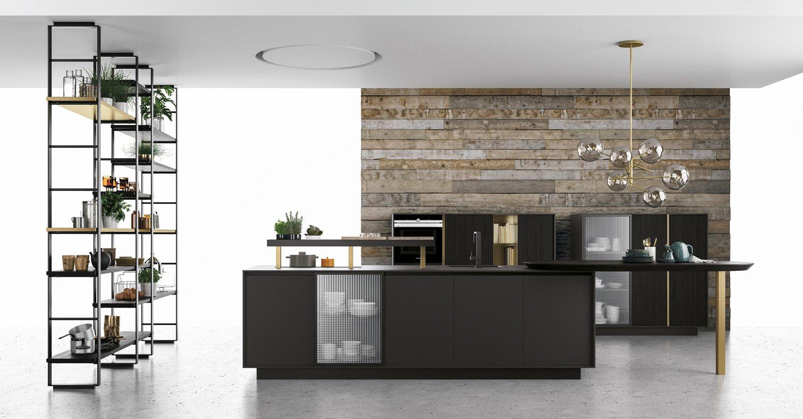Piani di lavoro innovativi per la cucina cose di casa - Cucine salone del mobile 2017 ...