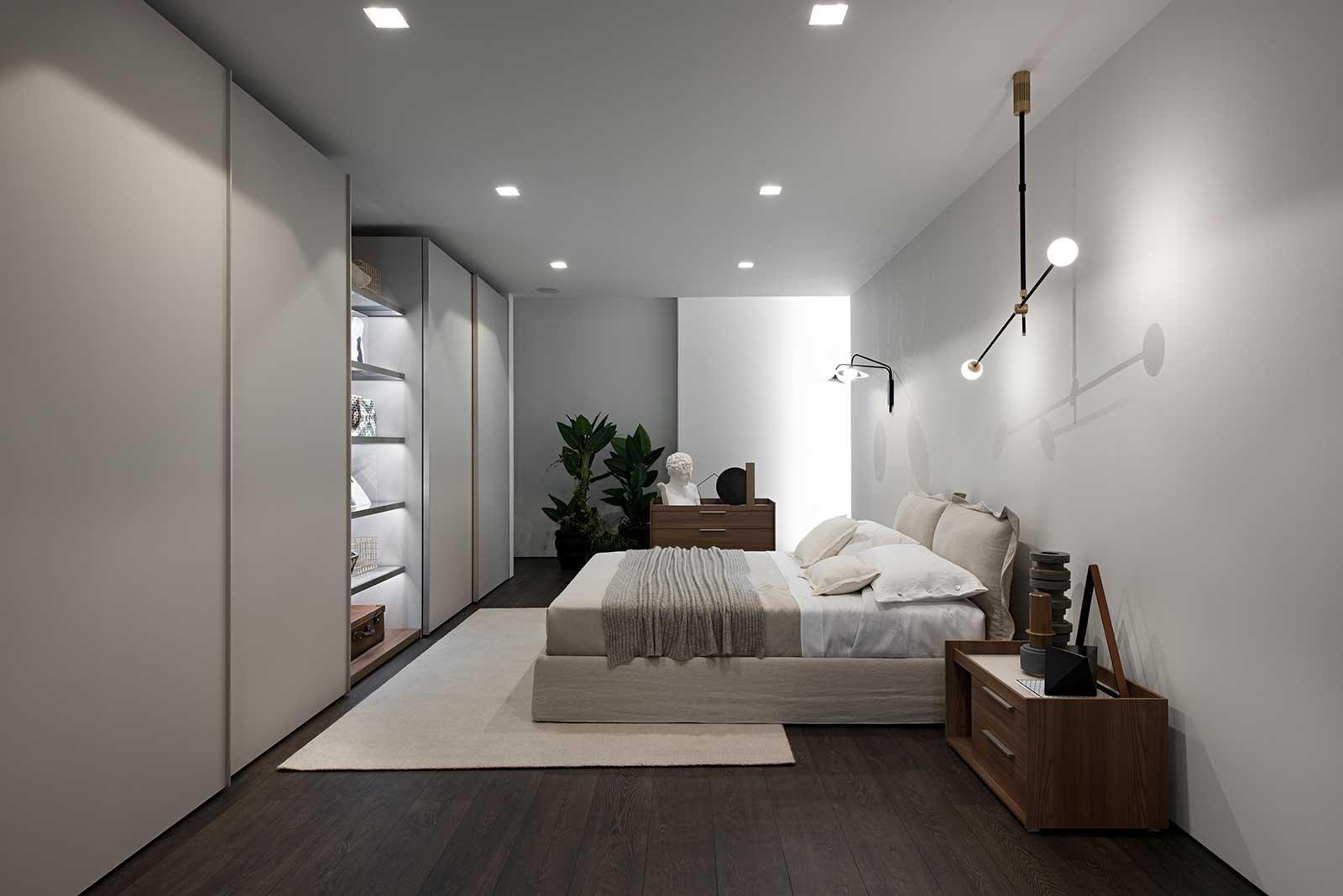 Arredare la camera da letto cose di casa - Arredare camera da letto 9 mq ...