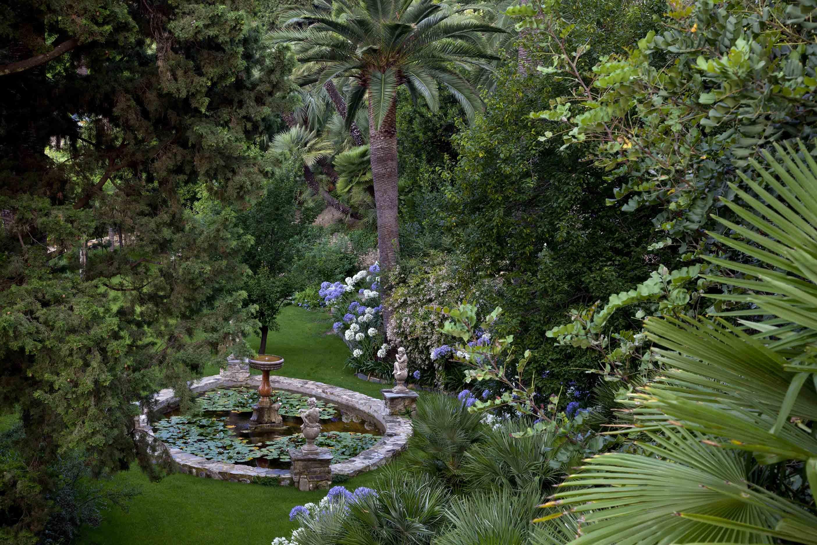 I parchi pi belli del nord d italia da visitare durante for Laghetti nei giardini