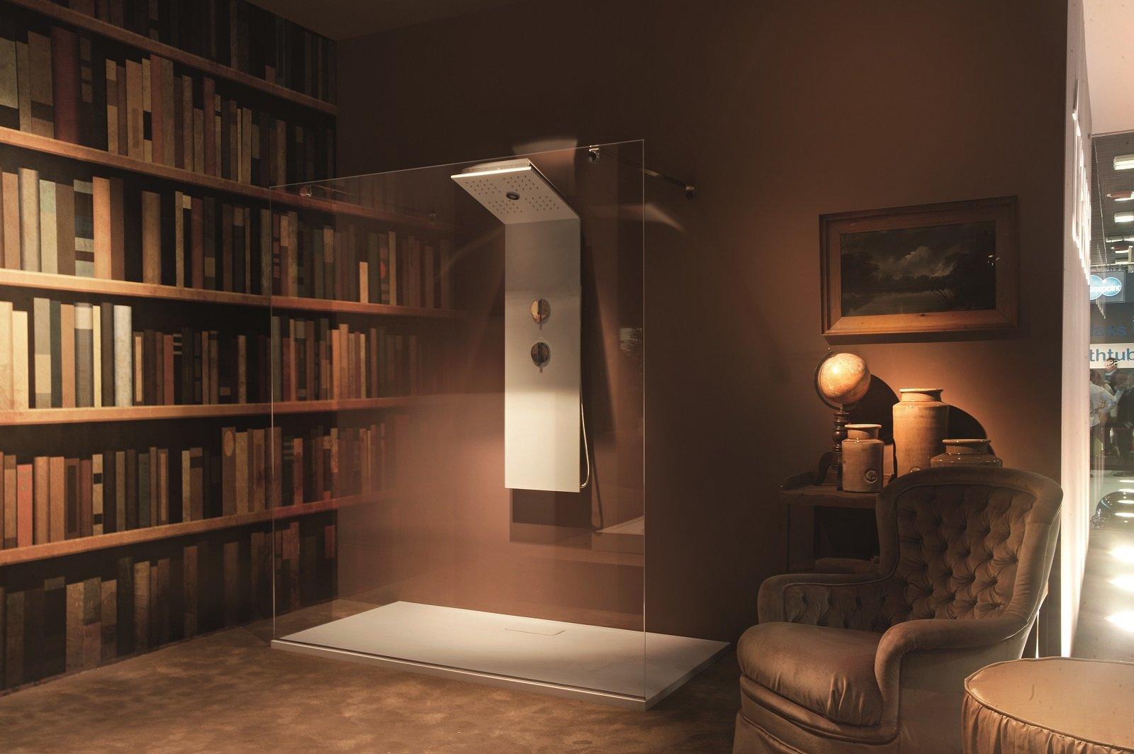 Colonna doccia relax domestico in poco spazio cose di casa