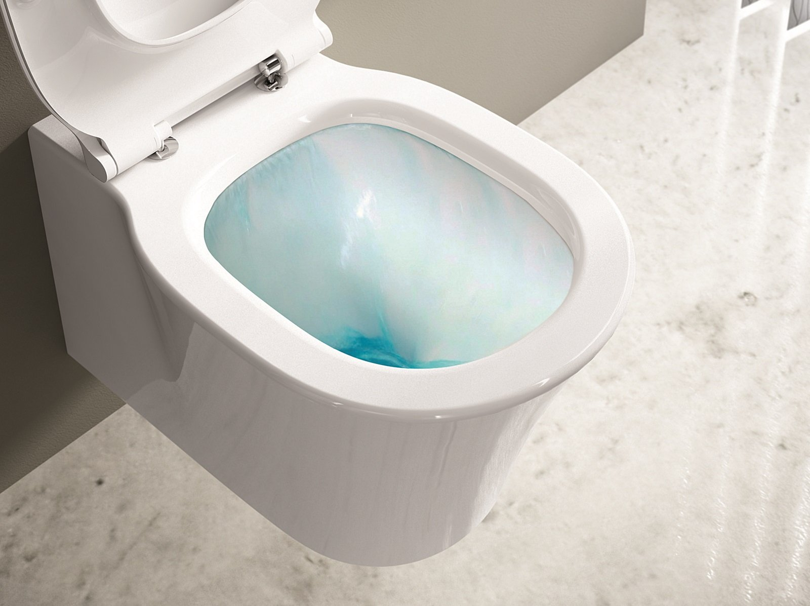 Water Con Bidet Incorporato Ideal Standard.Water Senza Brida Estetica E Maggiore Igiene Cose Di Casa