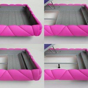 Letti con contenitore oggi ancora pi vantaggi cose di casa for Noctis folding box