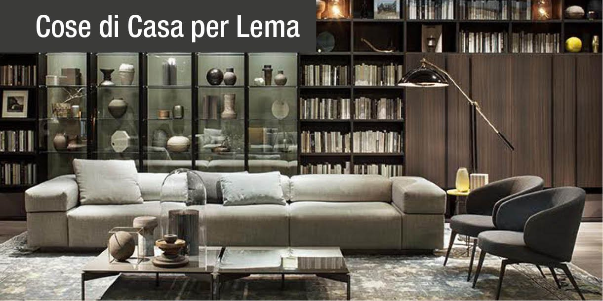 Divani piccole architetture per il relax cose di casa for Piccoli piani di casa in metallo