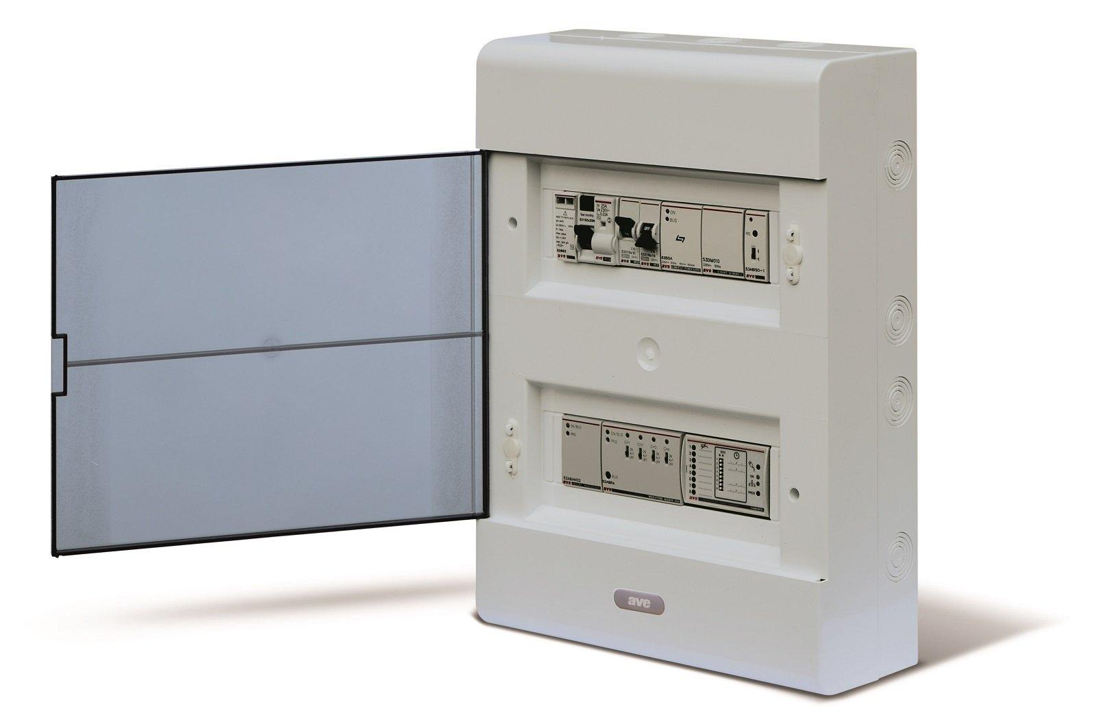 Quadro Elettrico Per Abitazione quadri elettrici da parete. modelli per impianto elettrico
