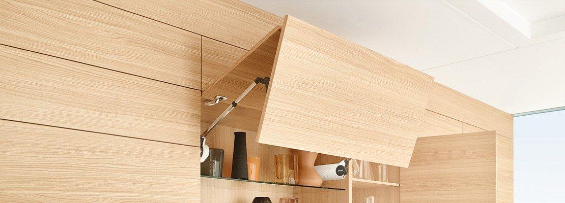 Cucina: le cerniere per mobili sempre più smart - Cose di Casa