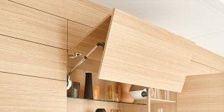 Cucina: le cerniere per mobili sempre più smart