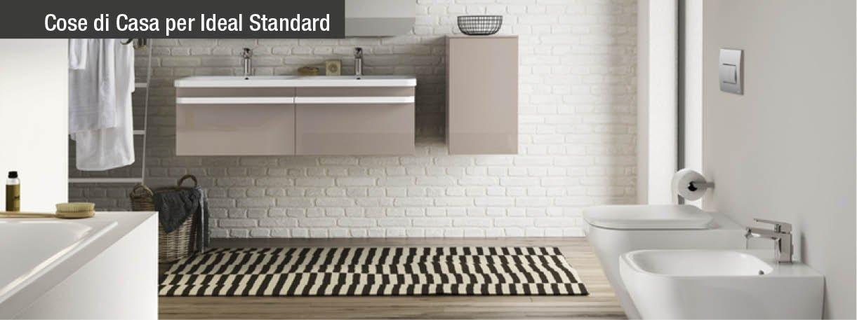Design e tecnologia per il bagno dal lavabo alla vasca - Rubinetti bagno ideal standard ...