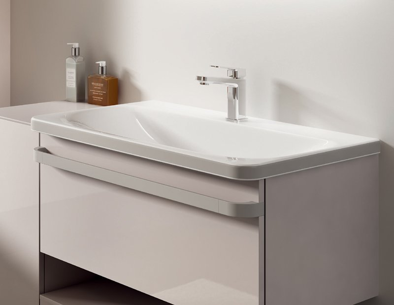 Design e tecnologia per il bagno dal lavabo alla vasca cose di casa - Lavabi bagno ideal standard ...
