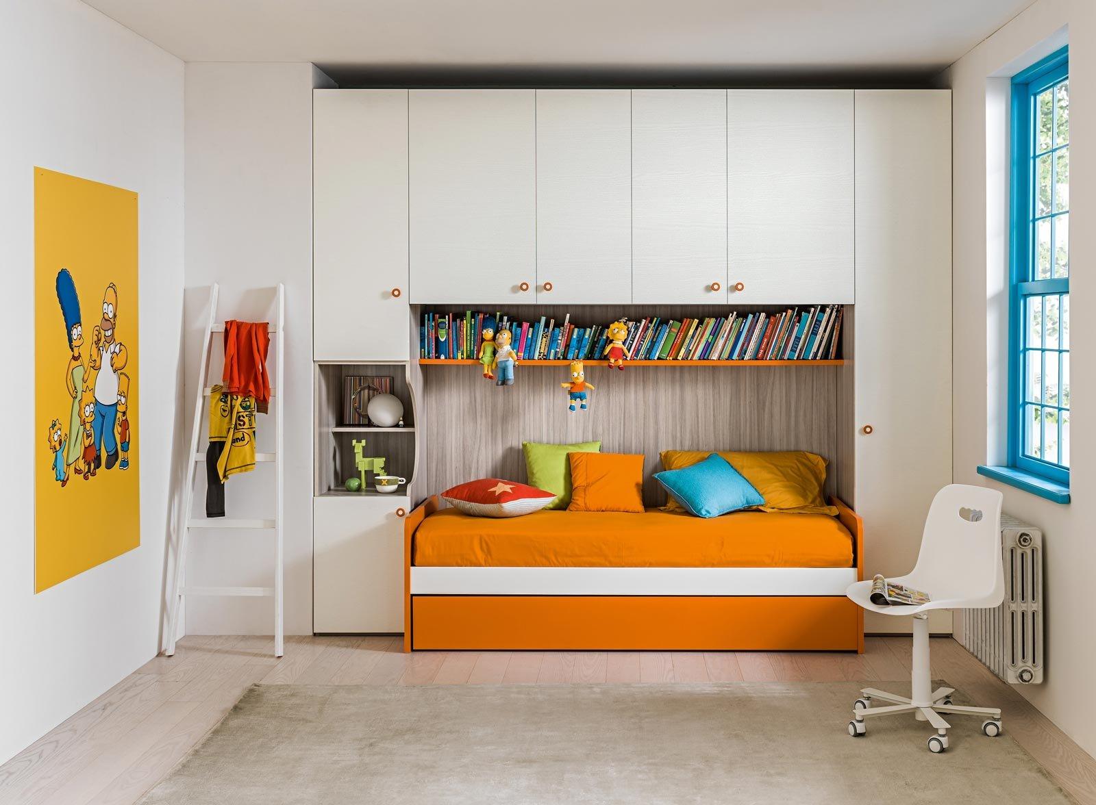 Scegliere la cameretta 14 soluzioni per tutti gli spazi cose di casa - Tomaselli mobili camere da letto ...