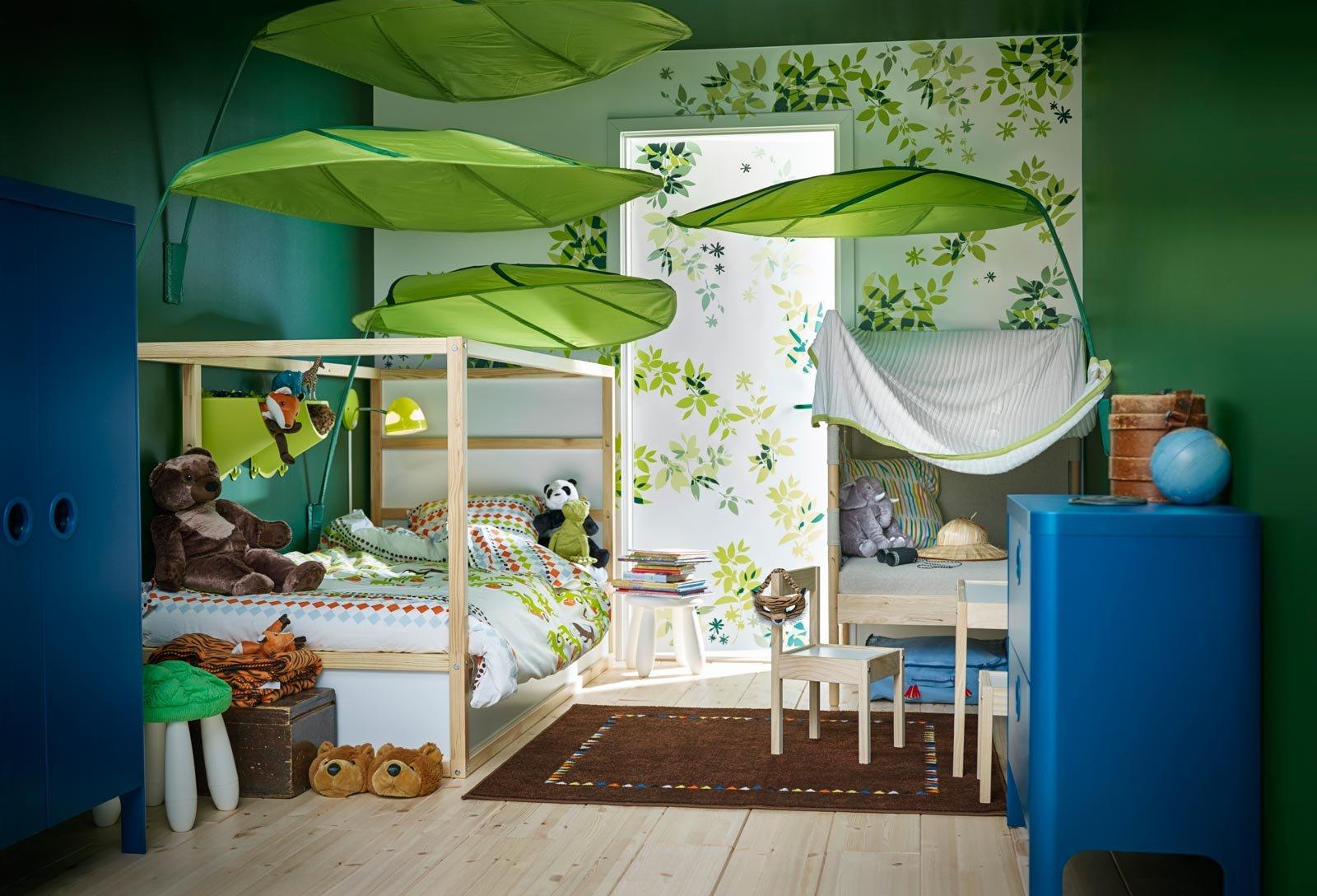 Armadio A Ponte Letto Matrimoniale Ikea.Scegliere La Cameretta 14 Soluzioni Per Tutti Gli Spazi Cose Di