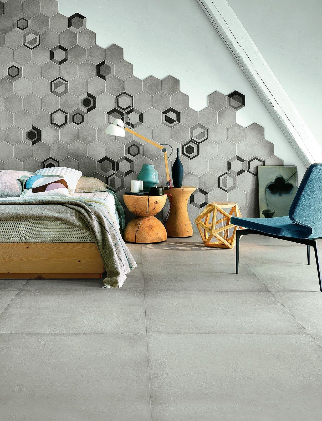 Piastrelle Esagonali Un Decor Per Arredare Pareti E Pavimenti Cose Di Casa