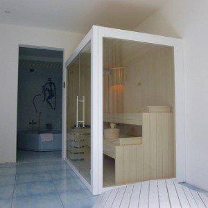 Saune: relax a casa per tutti gli spazi, grazie alle ...