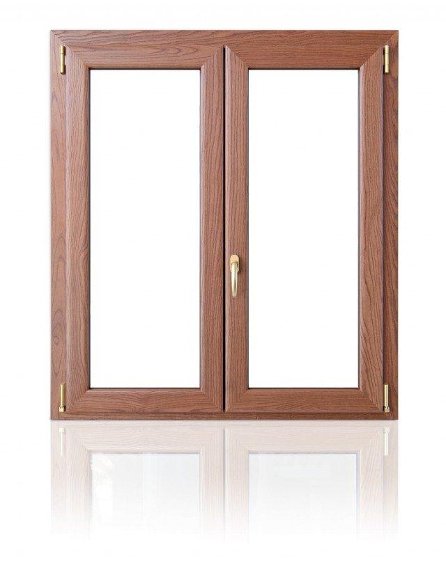 Sono disponibili in varie colorazioni e finiture le finestre per il risparmio energetico legno-alluminio della serie Platinum 900 MB Quarta di Cos.met con telaio in legno massello lamellare a 3 strati e spessore di 71 mm. Anche i profili di alluminio esterno si possono scegliere in una vasta gamma di colori. La trasmittanza termica media è di 1,4 W/m²K. di Gode della detrazione fiscale al 65%. Prezzo su richiesta. www.cosmet-infissi.com