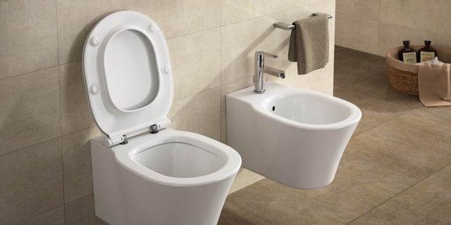 Water senza brida: estetica e maggiore igiene