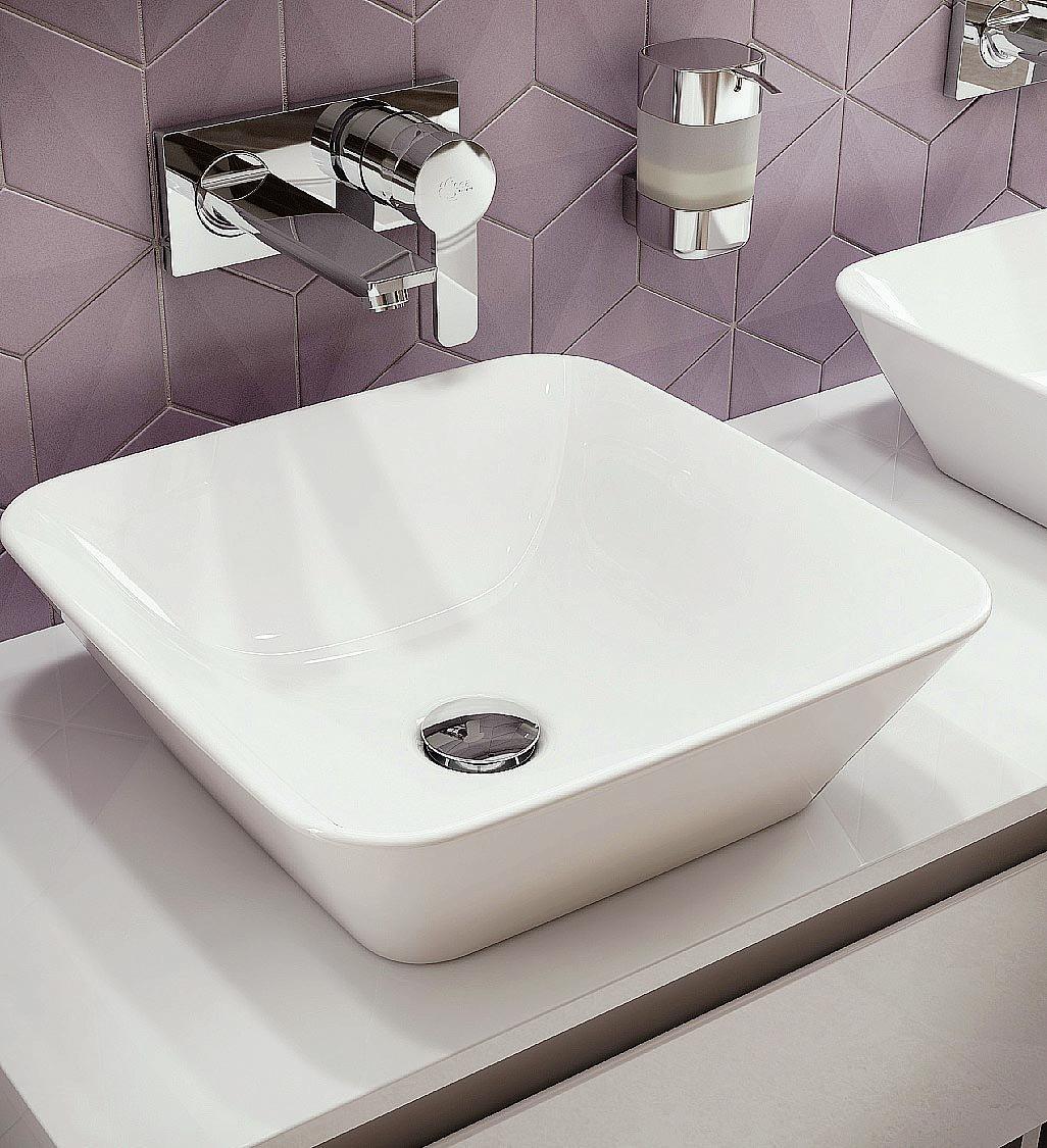 Ideal standard connect air lavabo da appoggio 20160607 - Rubinetti bagno ideal standard ...
