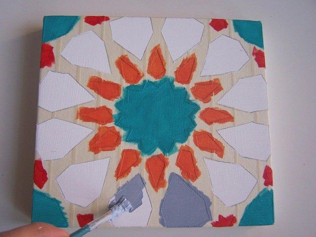Piastrelle marocchine e azulejos come ottenere l effetto