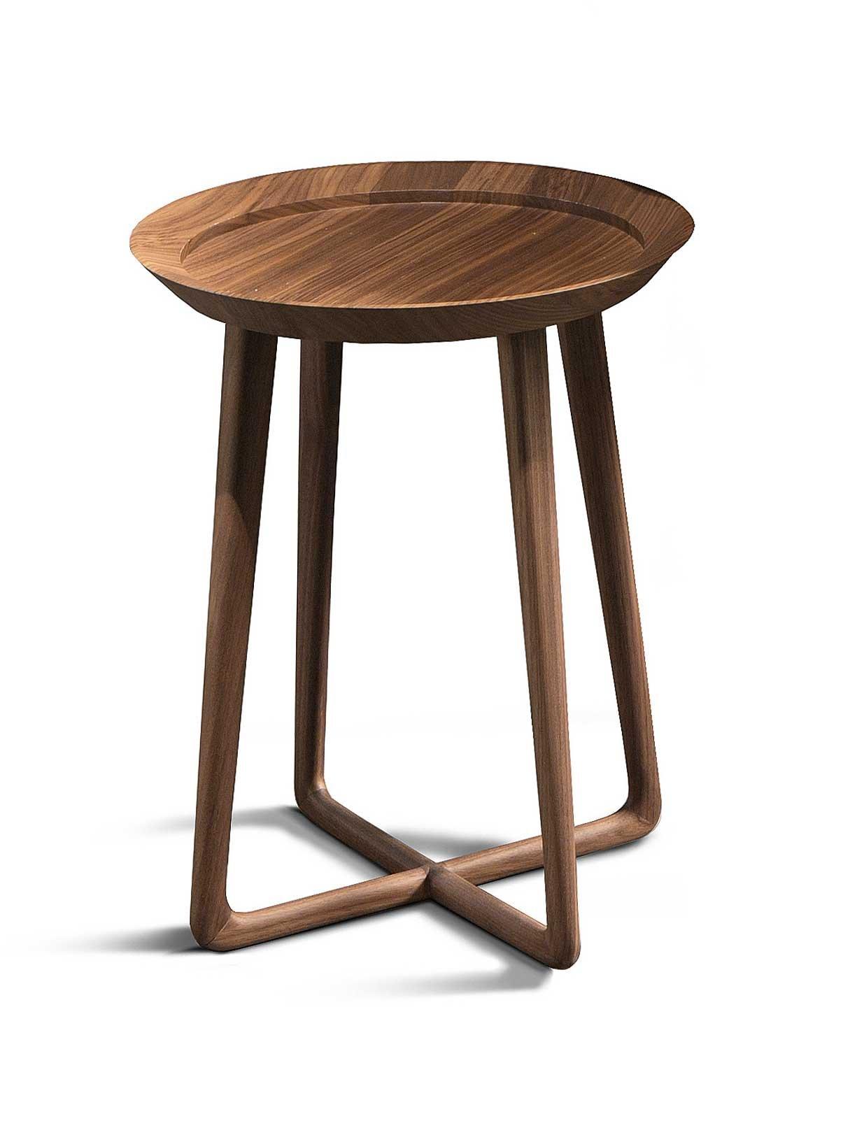 60 x 40cm Via Mondo piccolo tavolo pieghevole solido