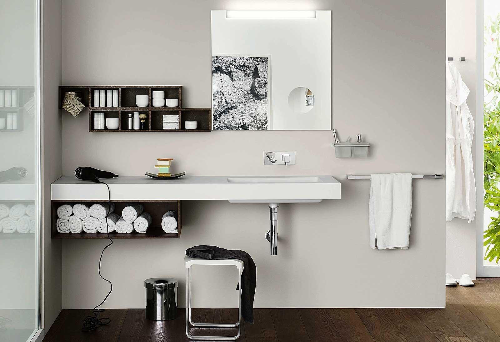 Quale stile per il bagno   cose di casa