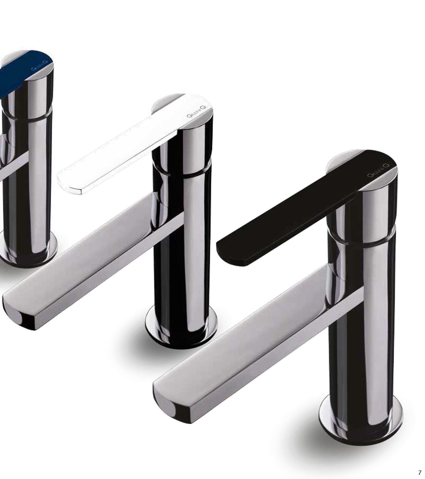 Rubinetti per lavabo 28 modelli diversi per ogni bagno cose di casa - Rubinetti moderni bagno ...