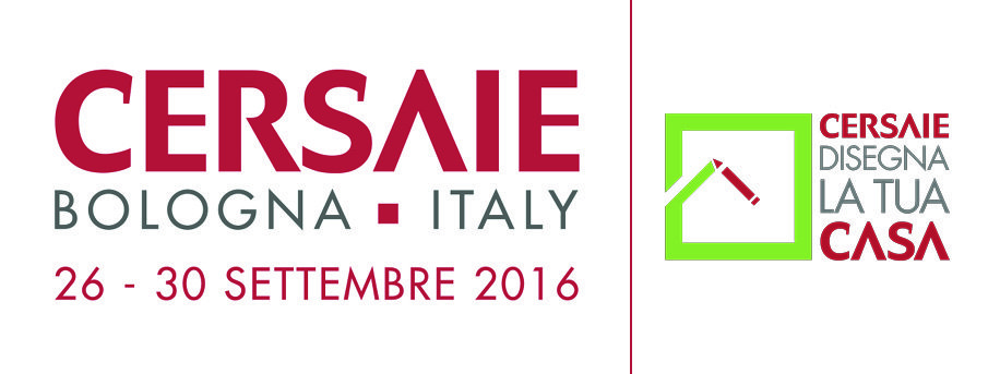 cersaie 2016 alla fiera di bologna dal 26 al 30 settembre cose di casa. Black Bedroom Furniture Sets. Home Design Ideas
