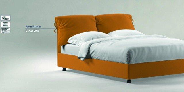 Scegliere il letto con un configuratore online cose di casa - Parti di un letto ...